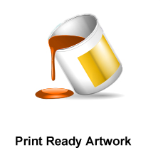 Print ready artwork